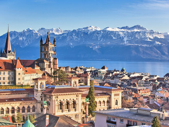 Are you getting ready to come to Lausanne?
