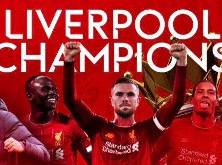 Liverpool FC - Champions!