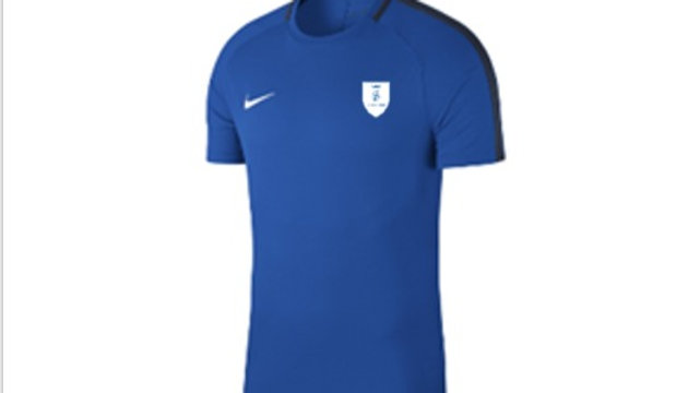 GND Football Academy personalised Nike Academy 18 Training Top