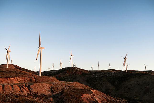 Met turbines