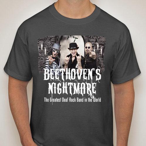 3 Guys Charcoal T-Shirt