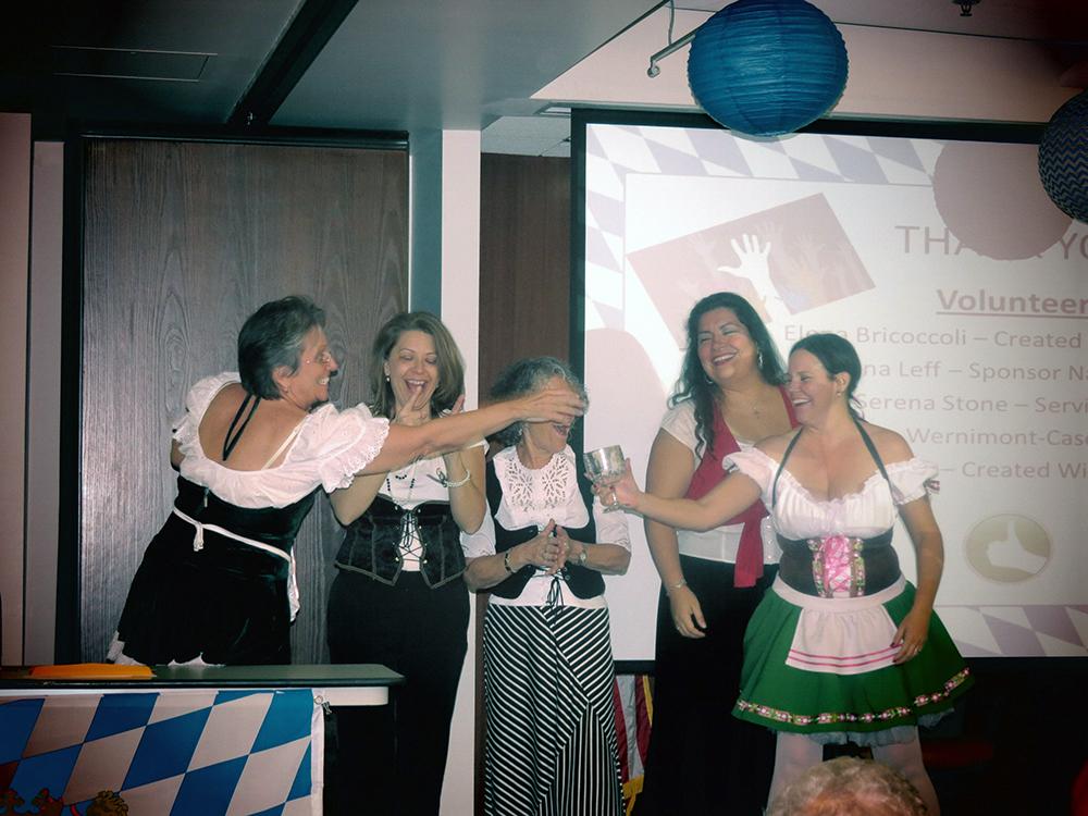Oktoberfest Costume Contest