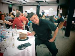 Cool cake mug!