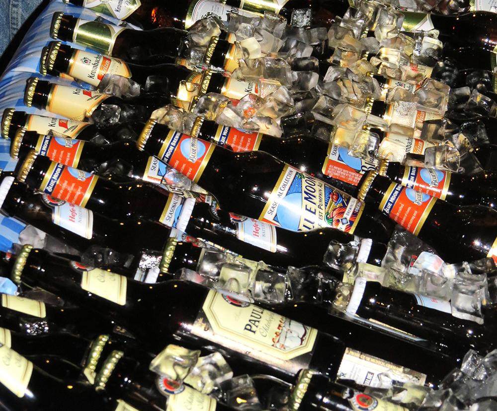 German Beers on Ice