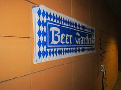 Beer Garden Banner