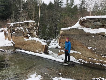 Restoring Trout Habitat at the Johnsons Mill Dam