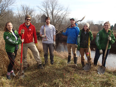 ECO*AmeriCorps members aid water quality across Franklin County