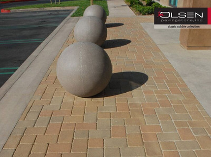 Olsen Paving Stones