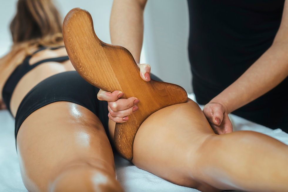 Madero therapy anti cellulite massage, m