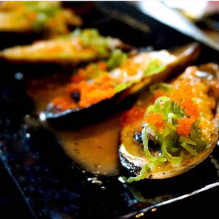 BAKED MUSSELS $7.85