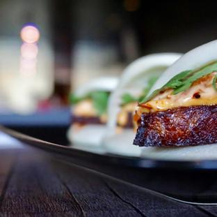 Food Photography - Bao