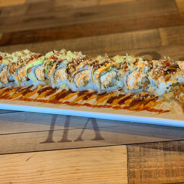 BLACK TIGER ROLL $14.85