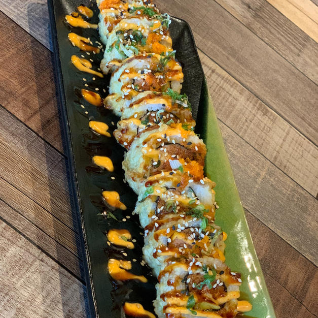 SPICY TUNA TEMPURA $12.85
