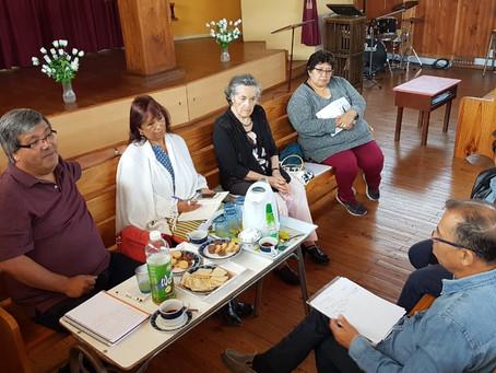 Culto unido iglesia Bautista de San Antonio