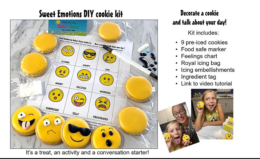 Sweet Emotions Kit | Talk to kids about feelings