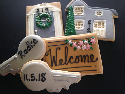 Welcome Home Realtor Gift