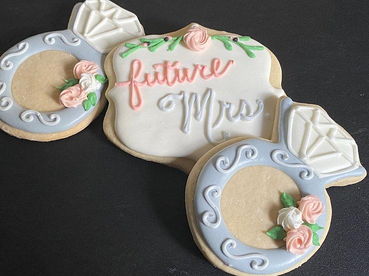 Bridal | Wedding Cookies