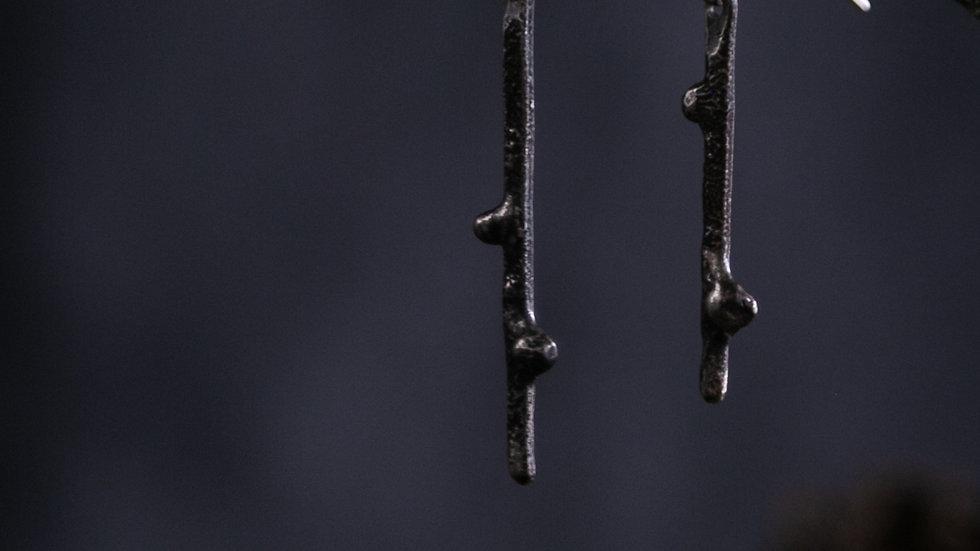 Woodland Twig Earrings
