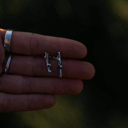 Shepherd of the Forest Earrings