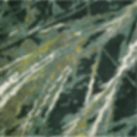 """embroidered beach grass, 12x12"""""""