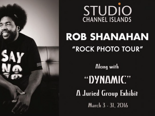 Music Photographer Rob Shanahan Art Exhibit – Camarillo, CA