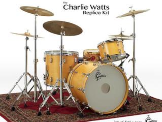 The Charlie Watts Replica Drum Kit