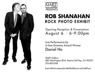 Rock Photo Exhibit |QART | Marina Del Rey, CA