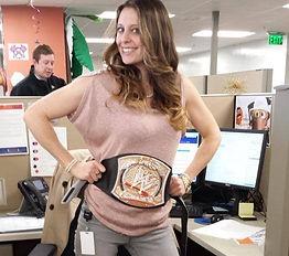 CareerBuilder Recognition Belt Winner 2013