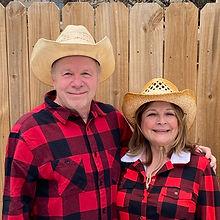Steve and Johnette Langevin