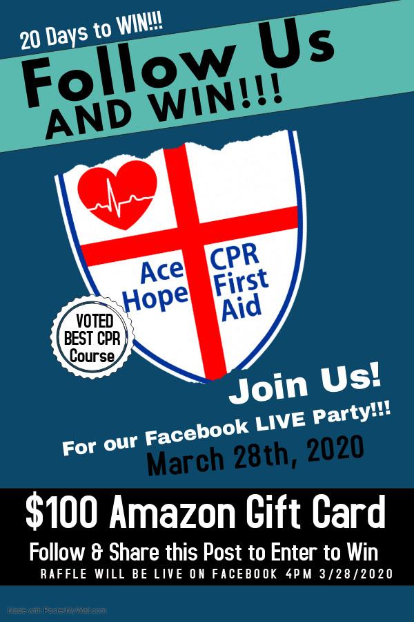 AceHope's FB LIVE Digital Flyer