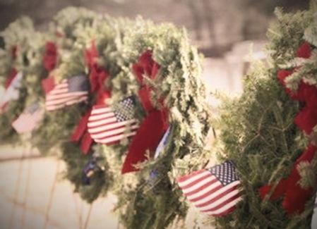 Wreaths across America. Sponsor a veteran