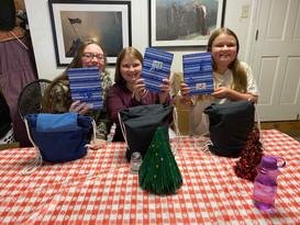 Sponsored Book Bag & Craft Party