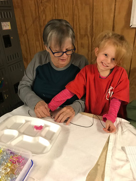 Valentine's Day Jewelry Making Party