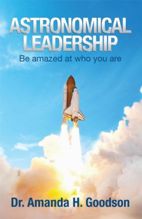 Astronomical Leadership book cover