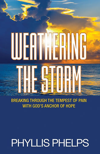 editing and ghostwriting book: weathering the storm