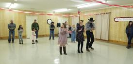 Daddy Daughter Line Dancing