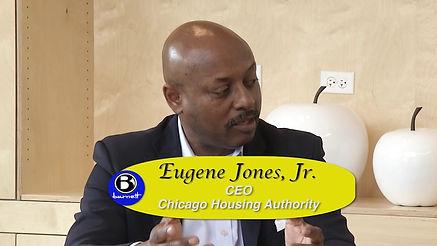 Eugene Jones Jr. on Chicago Network 27