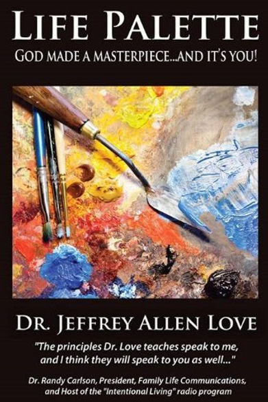 editing and ghostwriting book: life palette