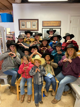 The Cowboy Kids thank all of their Supporters!