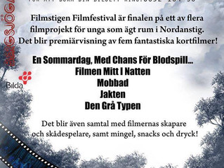 Announcing: Filmstigen Film Festival!