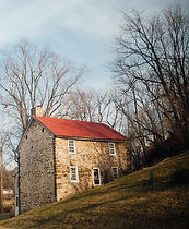 Historic Old Stone House in Wardensville, West Virginia