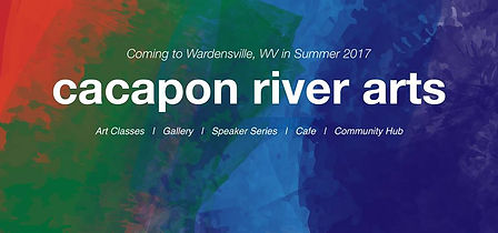 Cacapon River Arts in Wardensville, West Virginia