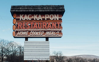 Kac-Ka-Pon Restaurant in Wardensville, WV