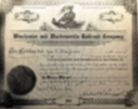 Winchester and Wardensville Railroad Company