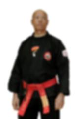 Fundador do Alex Ryu Jitsu