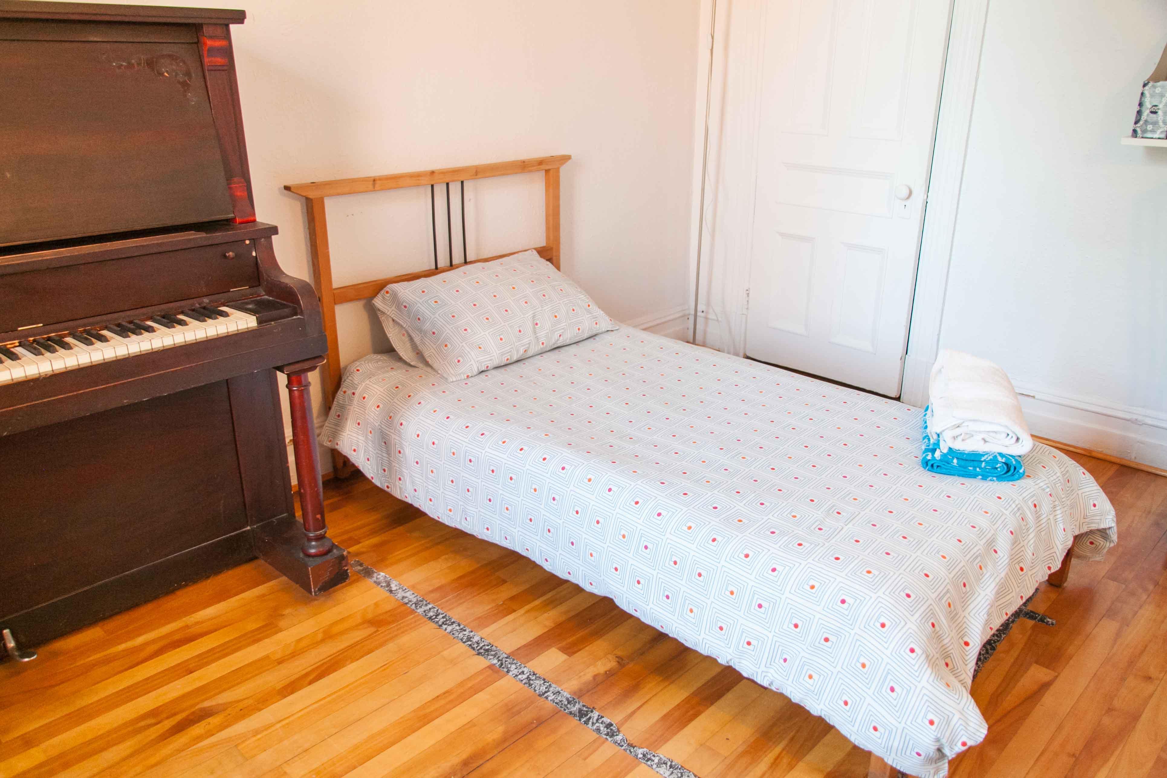 Chambre 5/Room 5