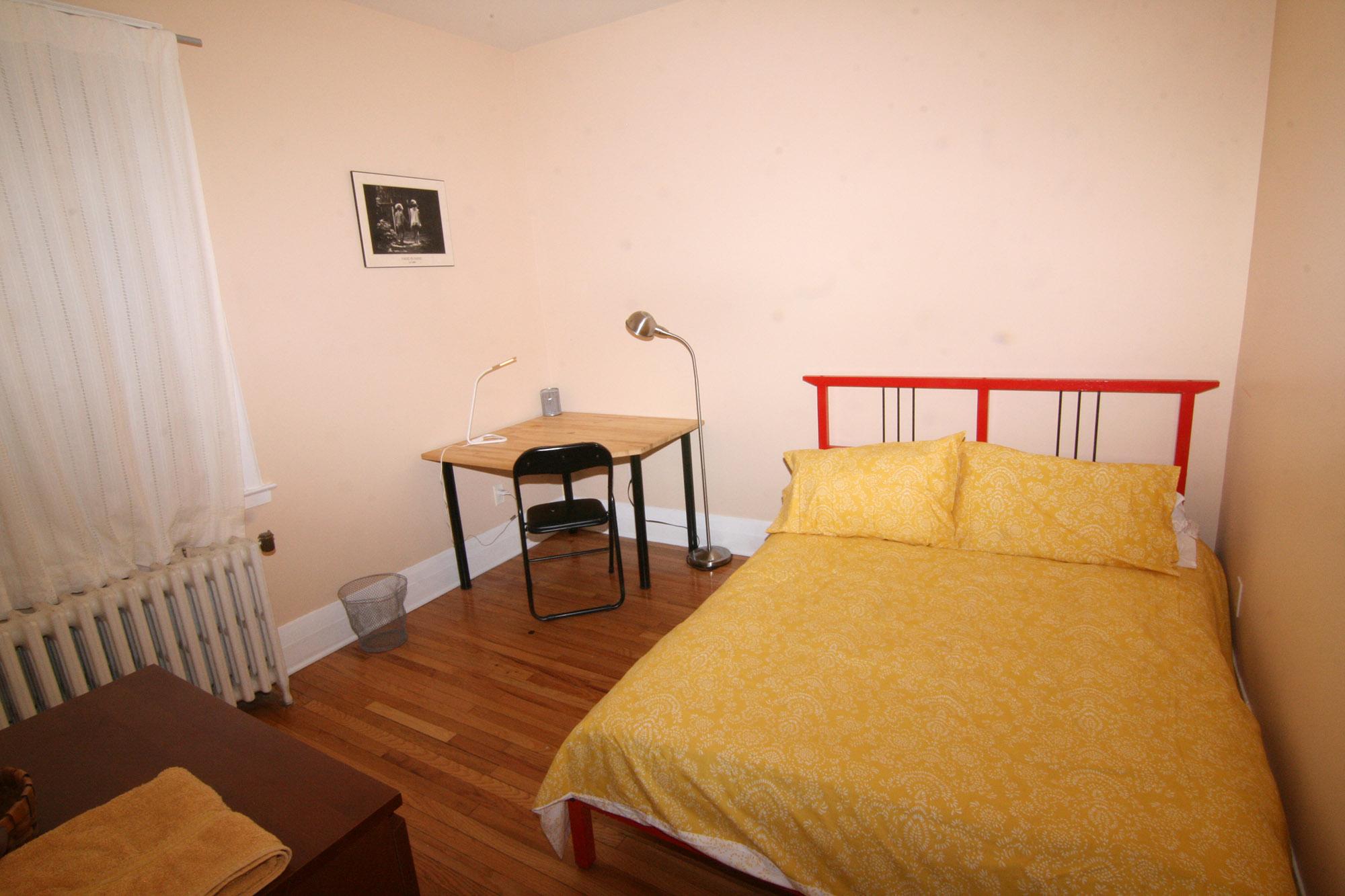 Chambre 4/Room 4