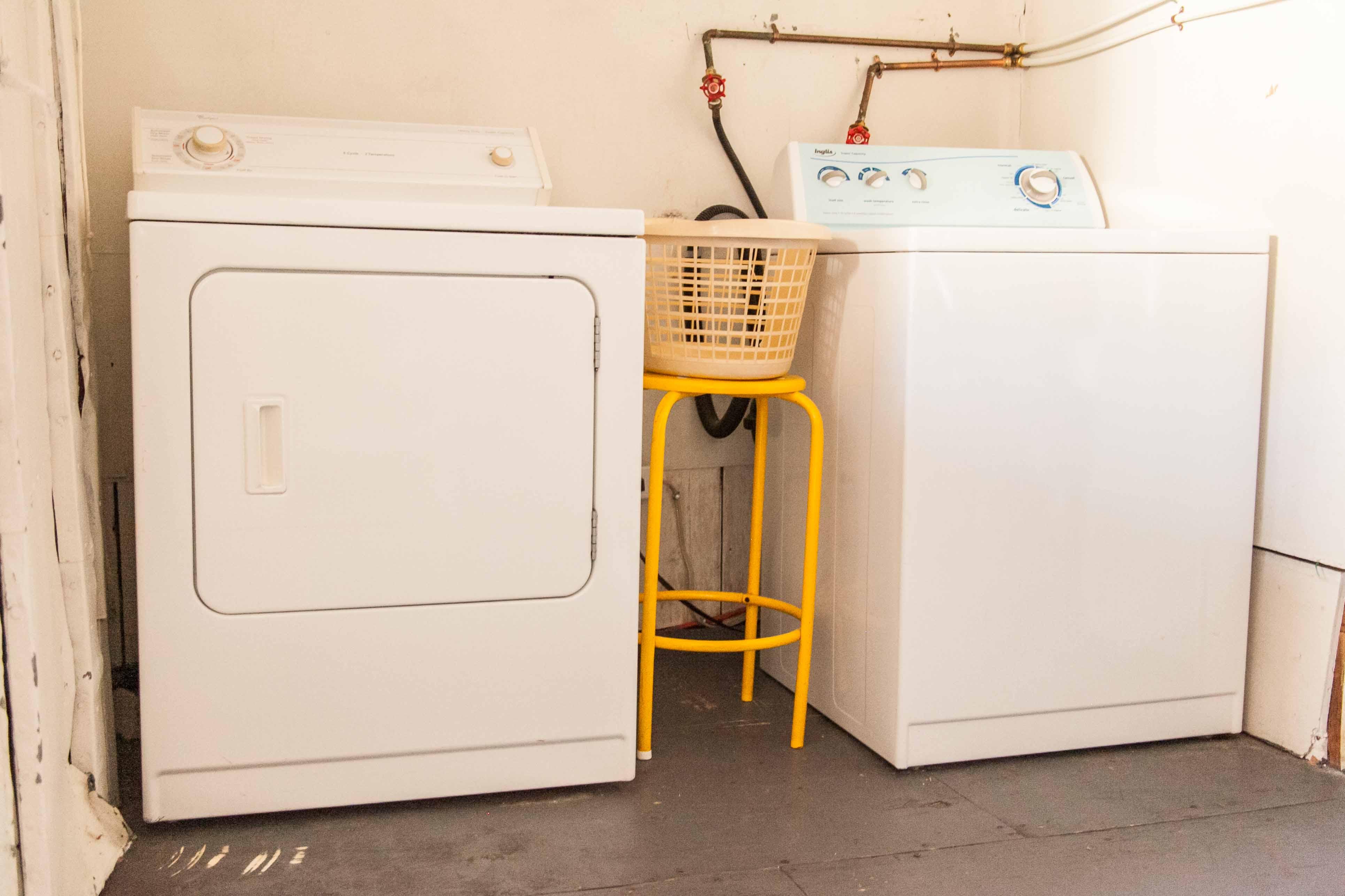 Salle de lavage / Laundry