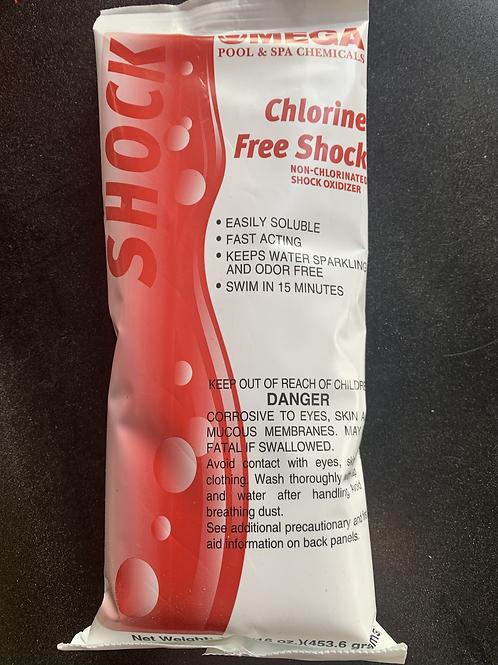 Omega Free Shock