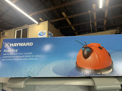 Hayward Aquabug above ground pool cleaner